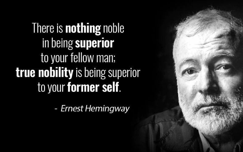 35 Ernest Hemingway Quotes on Love, War, and Life That Offer Solace