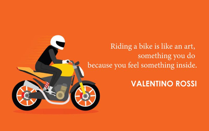 Motorcycle Riding Quotes
