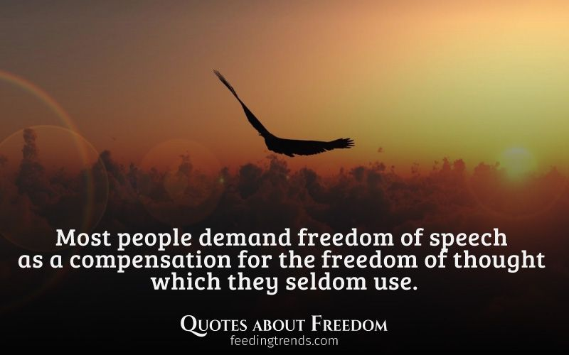 Quotes on Freedom and Liberty