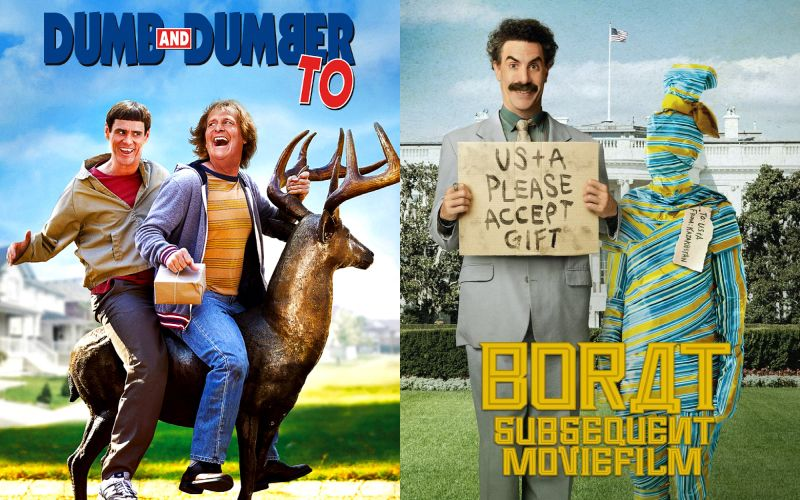 Hollywood Comedy Movies