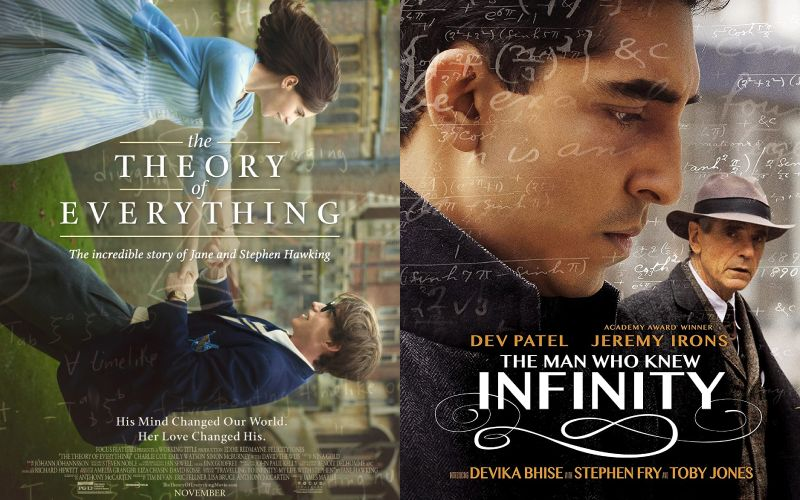 Movies about Scientists, Inventions and Discoveries