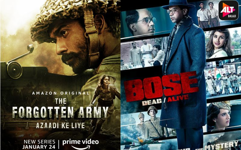 Netaji Subhash Chandra Bose Movies