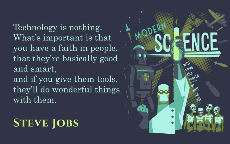 Quotes about Science and Technology